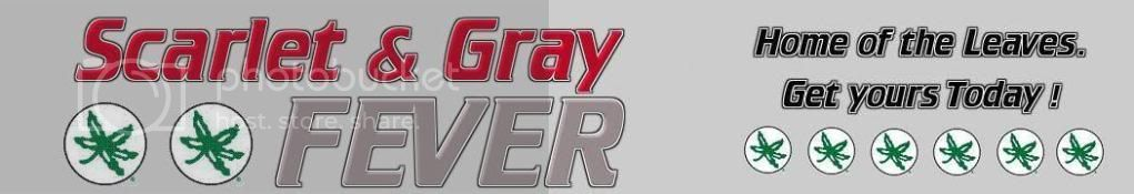 Scarlet & Gray Fever